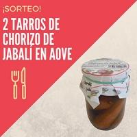 SORTEO PRODUCTOS SIERRA DE CAZORLA